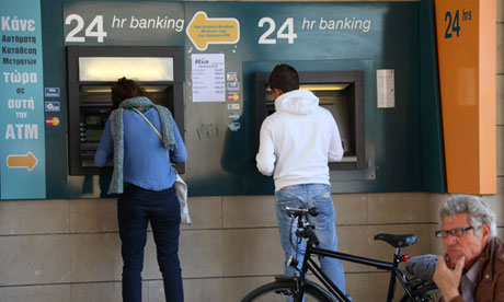 Cyprus details heavy losses for major bank customers                                        3/5(1)