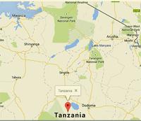 Maps-Tanzania