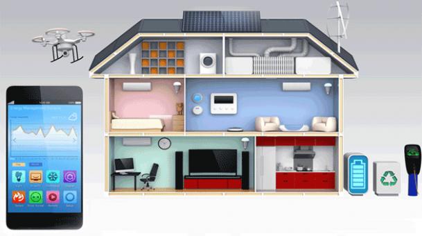 Real domotics – intelligent home                                        4.33/5(3)