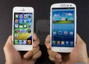 iPhone 5c vs. Samsung Galaxy S5
