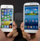 iPhone 5c vs. Samsung Galaxy S5				    	    	    	    	    	    	    	    	    	    	4/5							(1)