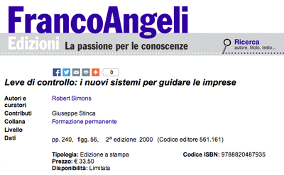 Giuseppe_Stinca_Franco_Angeli_Leve_Controllo